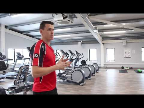 TJ Reid Gives Us A Tour Of His New Gym