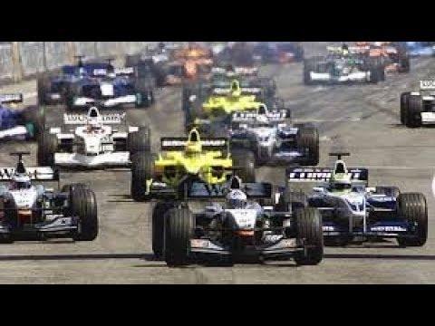2001 F1 San Marino Grand Prix (Full GP) - English Commentary