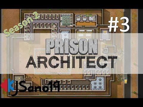 Prison Architect - Season 2 - Episode 3 - Keeping Up With Inflow thumbnail