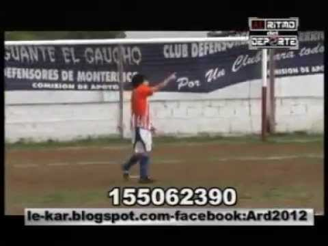 Final Liga Dep  Los leones Def  Monterrico