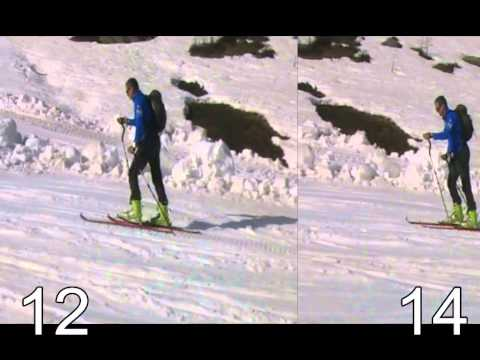 Natural Walking Plate Vs Old Technique