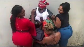 Tenant Surprise Oga Landlord on His Way Back From London - Nedu Wazobia Fm