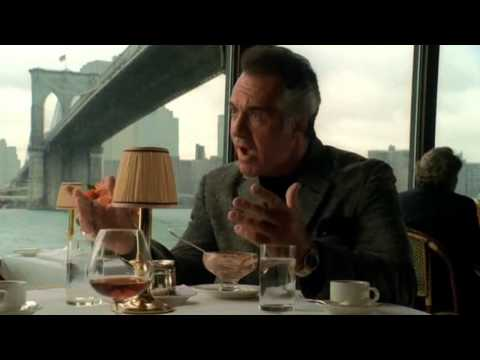 Paulie in anger reveals Tony Affairs - The Sopranos HD