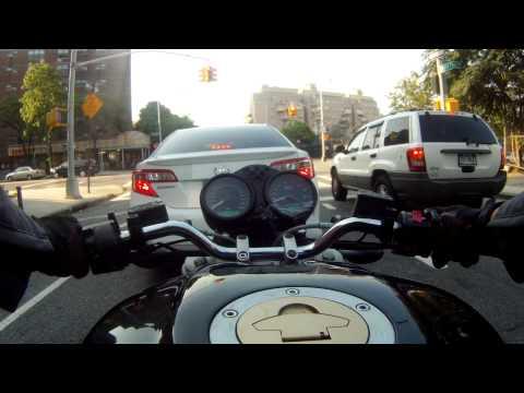 2006 Ducati Monster 620 - Brooklyn Ride - Williamsburg to Dumbo