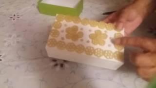 шкатулка своими руками из макарон