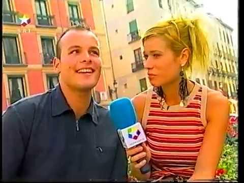 Javi Karaoke Tele Madrid año 2002