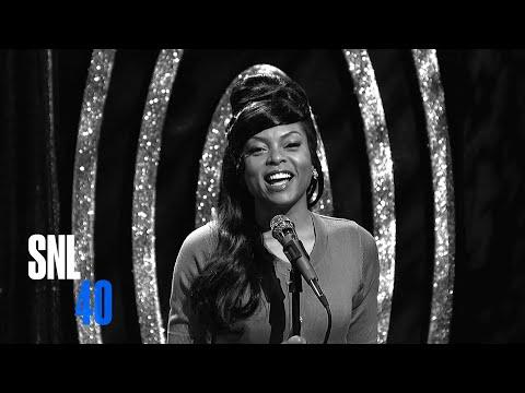 Cut For Time: The Sparkelles (Taraji P. Henson) - SNL