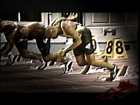 Never Give Up - Motivational Running - Tyson Gay, Usain Bolt, Asafa Powell, Yohan Blake
