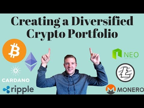 How to Create a Diversified Crypto Portfolio by Asset Sector