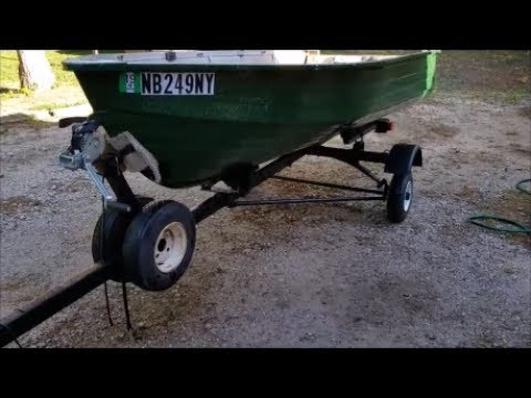 How to Paint an Aluminum Boat