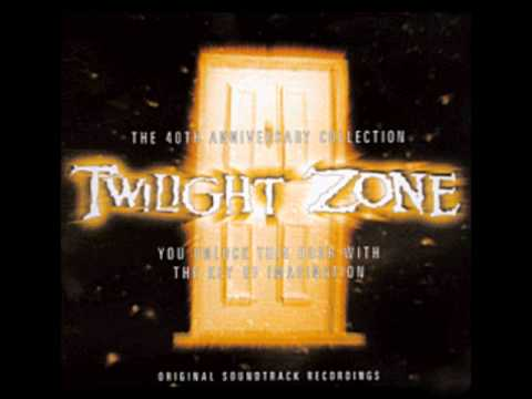 The Twilight Zone OST-Where is Everybody?