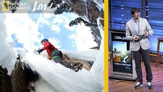 My Life As an Adventure Filmmaker and Photographer (Part 2) | Nat Geo Live