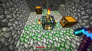 Minecraft Chaos Craft SMP! | Ep:3 Zombie grinder! (tutorial)