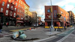 ⁴ᴷ⁶⁰ Walking NYC : Getting Lost in the West Village, Manhattan (March 7, 2019)