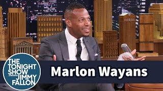 Marlon Wayans Reveals His Secret to Never Aging