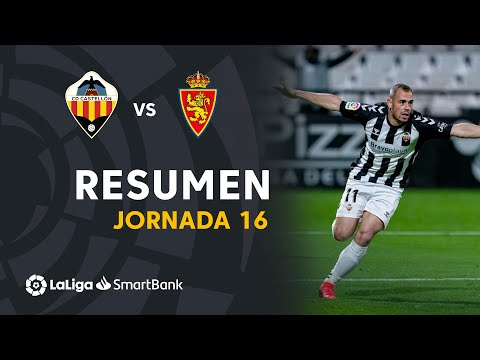 Castellon Zaragoza Goals And Highlights