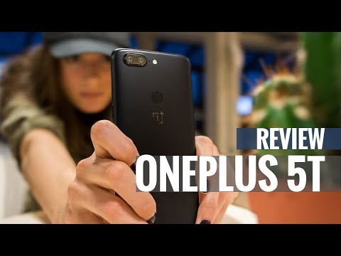 OnePlus 5T Review: Keeping up with the times