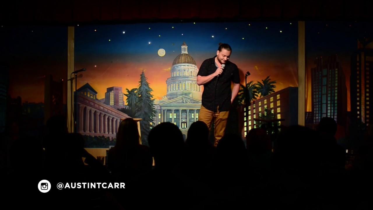 Austin Carr | Punch Line Sacramento | 2018 Stand Up Comedy