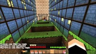 Minecraft - Tripwire Parkour V2 w/ Skytehfox part 1 - This game hates me