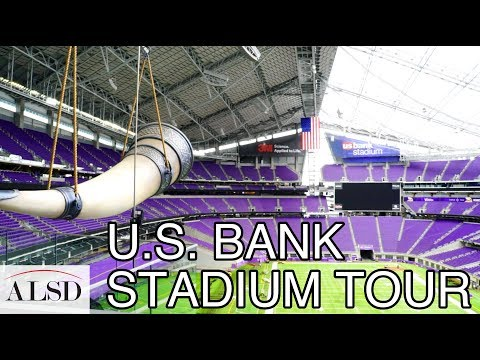 Dive Deep Into U.S. Bank Stadium, The Home Of The Minnesota Vikings And Super Bowl LII