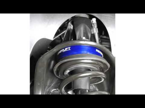ReadyLIFT T6 Billet Suspension Leveling Kits Overview