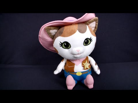 Sheriff Callie Oke Sing Along From Just Play