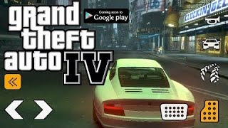 GTA IV Android Full Demo Gameplay [Official Games Concepts] - Part 2 (4K!!!!)