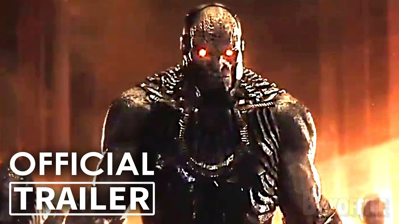 Snyder Cut Justice League trailer arrives with a fresh look at new ...