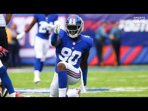 Why did the Giants trade JPP to the Bucs?