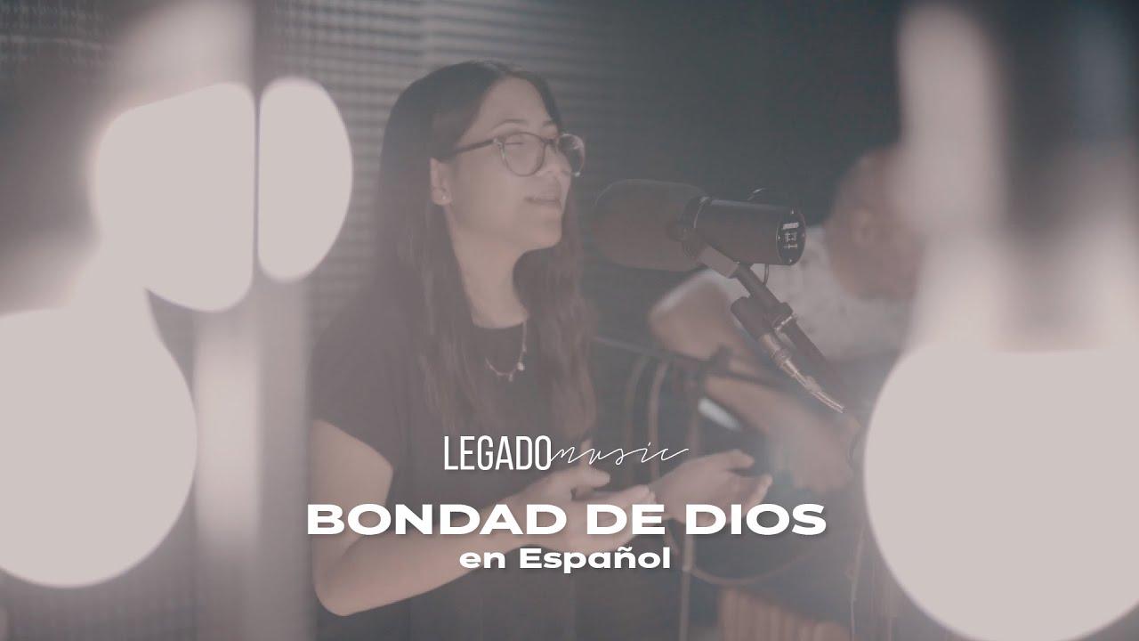 Bondad de Dios (Goodness of God - Bethel Music & Jenn Johnson en Español)