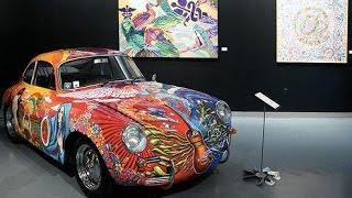 24 Most Creative Automotive Paint Jobs