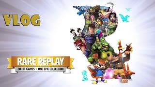 Vlog Subo Rare Replay