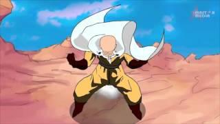 Сайтама (OnePunchMan) VS Гоку (Dragon Ball) часть 2 (Rus subtitles)