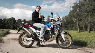 Motosx1000: Test Honda Africa Twin Adventure Sports