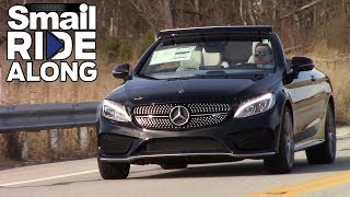 2018 Mercedes-Benz C 43 Cabriolet - Review and Test Drive - Smail Ride Along