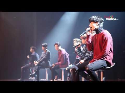 GOT7(갓세븐) Let Me - Canada Fan meeting 2016 Toronto
