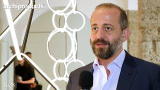 Fuorisalone 2018 | FLOS - Michael Anastassiades talks about Arrangements