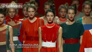 The Best of Volvo Fashion Week Russia Spring/Summer 2013 | Fashion Week Review | FashionTV
