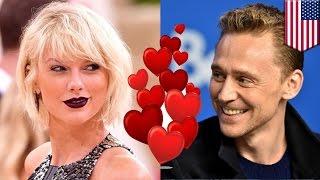 Taylor Swift berdansa dengan Loki Avengers sepanjang malam- Tomonews