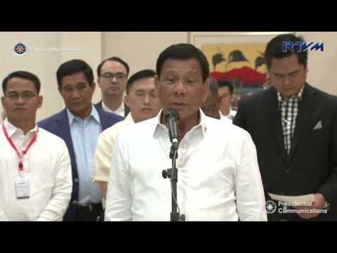 Press Conference - Myanmar 3/19/2017