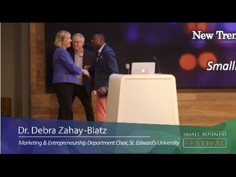 Debra Zahay-Blatz - Presentation
