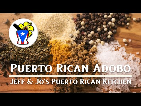 How to Make Adobo – Easy Puerto Rican Recipe
