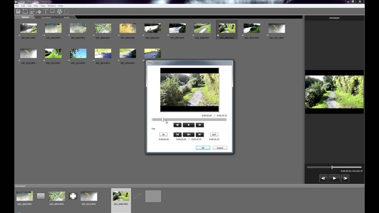 Nikon movie editor view nx tutorial youtube nikon movie editor view nx tutorial baditri Gallery