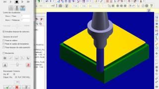 Programación CNC - FRESADORA