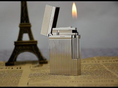 S.T.DUPONT Зажигалка за 1500 USD или за 1500 RUB