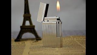 S.T.DUPONT Зажигалка за 1500 USD или за 1500 RUB - Видео от Yura & Yura