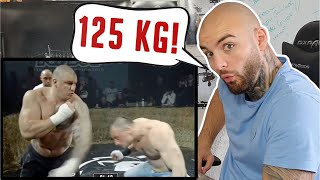BAZOOKA Russe gegen 125KG OCHSE! TOP DOG im Doppelpack RINGLIFE reaction