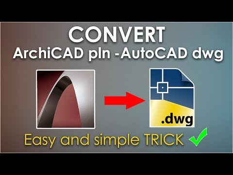 archicad-to-autocad-file-conversion--easy-and-simple-way