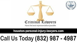 Top Rated Houston Criminal Law Firm | (832) 987-4987 | Affordable Criminal Lawyer in Houston TX