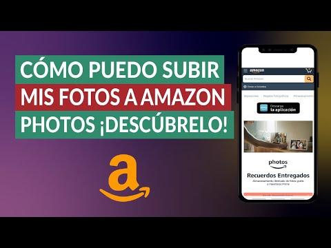 Cómo Puedo Subir mis Fotos a Amazon Photos para Guardarlas en la Nube